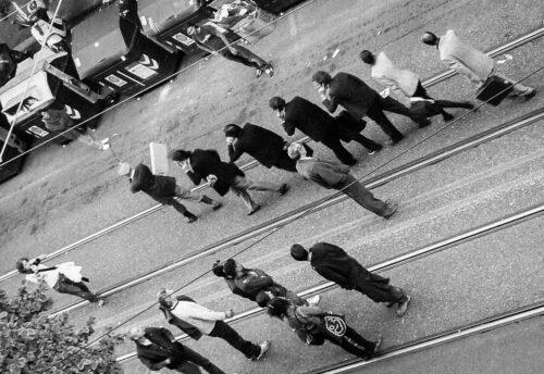 photos of Rome, photos of protests, fine art photos of Rome,