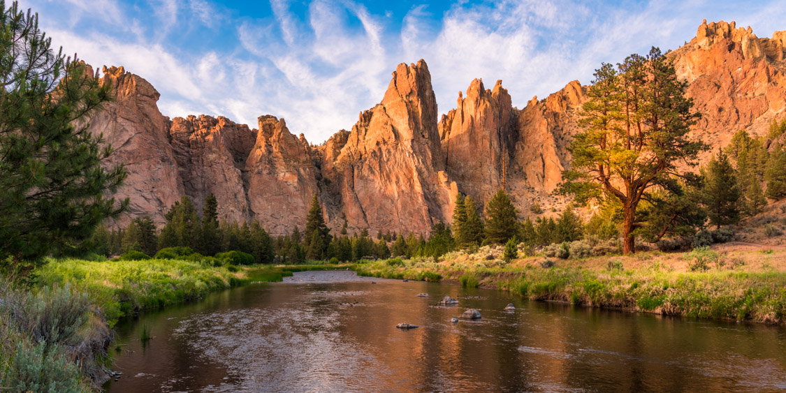 Photographs Smith Rock State Park